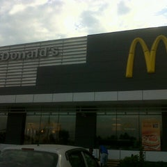 Photo taken at McDonalds - Drive Thru by Manas M. on 8/6/2012