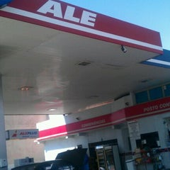 Photo taken at Posto Ale by Edinei U. on 8/18/2011