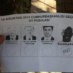 Photo taken at Harun Resit Ilkogretim Okulu by Inanç T. on 8/10/2014