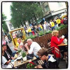 Photo taken at De Groene Vlinder by Fred V. on 8/19/2013