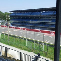Photo taken at Autodromo Nazionale di Monza by Ales D. on 7/28/2013