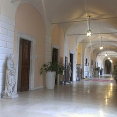 Photo taken at Villa Fenaroli Palace Hotel by Дмитрий on 1/10/2013