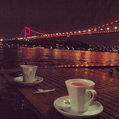 Photo taken at Oba Restaurant & Sultan Cafe by Cemre K. on 11/1/2013