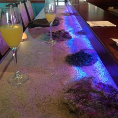 Photo taken at The Seafood Bar by Andy F. on 11/10/2013