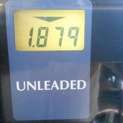 Photo taken at Sam's Club Gas Station by Jerry G. on 1/4/2015