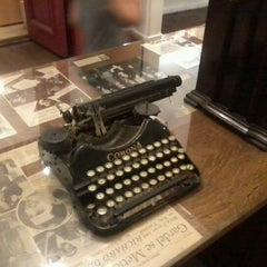 Photo taken at Museo Casa Carlos Gardel by Sil C. on 3/9/2013