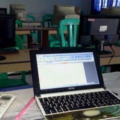 Photo taken at Kelurahan Perkamil by Tenda D. on 12/7/2012