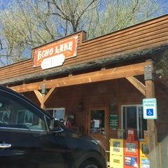 Photo taken at Echo Lake Cafe by Carolyn on 4/10/2016