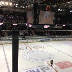 Photo taken at Arena Nürnberger Versicherung by Jens K. on 10/28/2012