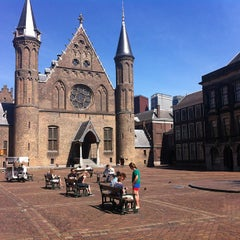 Photo taken at Ridderzaal by Mathijs v. on 7/29/2013