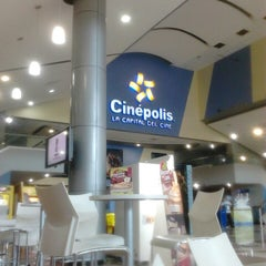 Photo taken at Cinépolis by Francisco T. on 4/29/2013