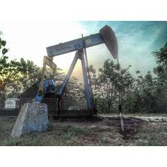 Photo taken at PT. Pertamina EP Field Cepu by nando W. on 9/6/2014