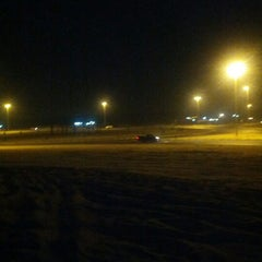 Photo taken at Al Warqa Roundabout by A M. on 11/7/2012