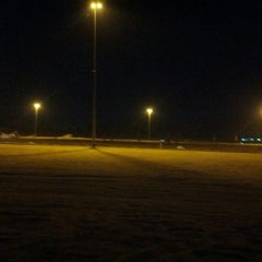 Photo taken at Al Warqa Roundabout by A M. on 10/31/2012