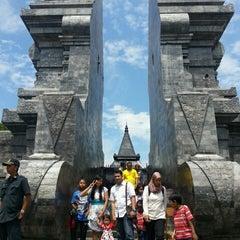 Photo taken at Makam Proklamator Bung Karno by RrAngelaPatricia S. on 12/26/2015