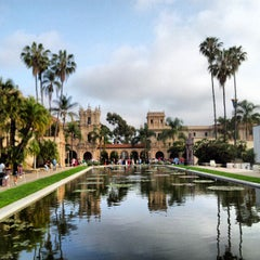 Photo taken at Balboa Park by JR T. on 6/2/2013