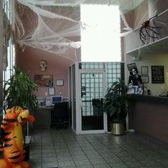 Photo taken at Days Inn & Suites by Steven D. on 10/2/2012