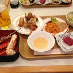 Photo taken at 登別グランドホテル (Noboribetsu Grand Hotel) by TOMMY on 11/8/2012
