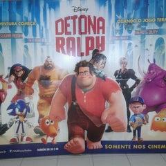Photo taken at Moviecom by Rodrigo M. on 12/8/2012