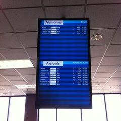 Photo taken at Capital Region International Airport (LAN) by Nick H. on 5/16/2013