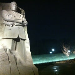 Photo taken at Martin Luther King, Jr. Memorial by Nichole on 2/11/2013