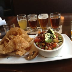 Photo taken at Karl Strauss Brewing Company by Rani S. on 10/7/2012