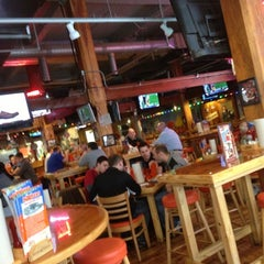 Photo taken at Hooters by Cory on 12/6/2012