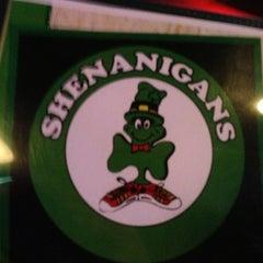 Photo taken at Shenanigans Pub by Cory on 1/12/2013