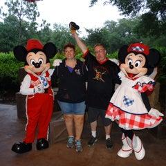 Photo taken at Mickey's Backyard BBQ by Cindy C. on 6/2/2015