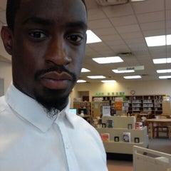 Photo taken at Free Library Of Philadelphia West Oak Lane Branch by Atiim T. on 5/2/2014