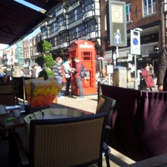 Photo taken at Carluccio's by Ann M. on 10/3/2012