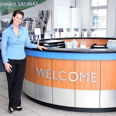 Photo taken at McKenney Salinas Honda by McKenney Salinas Honda on 12/23/2013