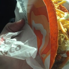 Photo taken at Taco Bell by Emily N. on 12/3/2012