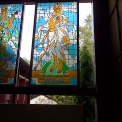 Photo taken at Perpustakaan Notohamidjojo by Adeline A. on 10/23/2013
