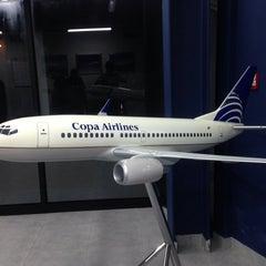 Photo taken at Copa Airlines Centro de Capacitación by Filipe on 9/10/2014