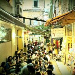 Photo taken at Kahveci Mustafa Amca Jean's by Okan Ö. on 11/6/2012