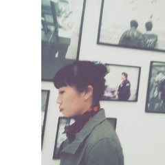 Photo taken at Galerie du Jour - Agnès B. by Jessica on 5/10/2014