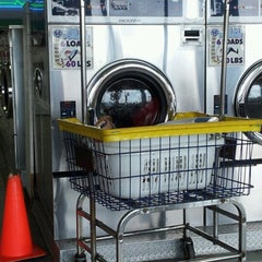 Photo taken at Coinless Laundry by Veronica L. on 9/24/2012