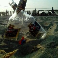 Photo taken at Lido Beach Spiaggia Libera Lido Di Camaiore by Mirko G. on 6/12/2013