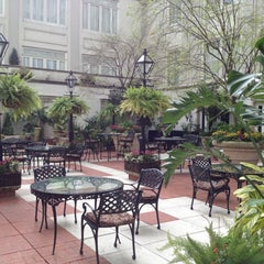 Photo taken at The Ritz-Carlton, New Orleans by Troy D. on 3/1/2013