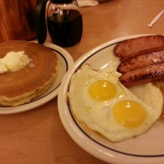 Photo taken at IHOP by Nerdy D. on 3/20/2013