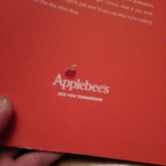 Photo taken at Applebee's by Chris R. on 11/22/2012