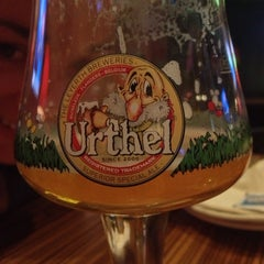 Photo taken at 1600 World Bier Haus by Chris on 8/22/2013