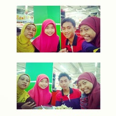 Photo taken at Giant Hypermarket by Nurul L. on 2/8/2015
