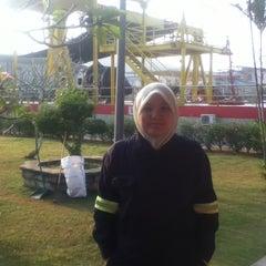 Photo taken at Terengganu Safety Training Centre(TSTC) by Nurul on 2/13/2014
