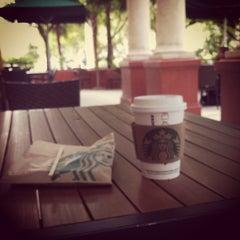 Photo taken at Starbucks by Carlos on 4/12/2013