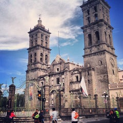 Photo taken at Catedral de Nuestra Señora de la Inmaculada Concepción by Francisco B. on 12/11/2012