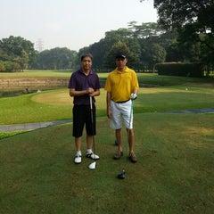 Photo taken at Jakarta Golf Club (JGC) by Juzan... on 9/2/2014