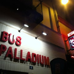 Photo taken at Bus Palladium by Antoine on 9/14/2012