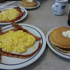 Photo taken at IHOP by Nicole M. on 6/1/2013